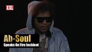 Ab-Soul Reflects on Losing His Childhood Home in a Fire