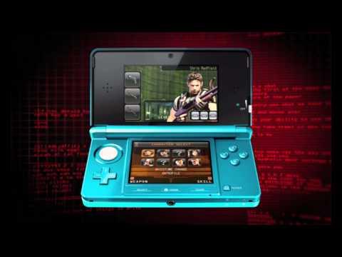 Видео № 1 из игры Resident Evil Mercenaries 3D (Б/У) [3DS]