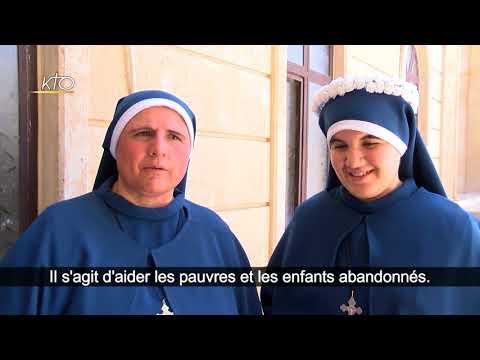 Soeur Mariam Amira, Soeur de Marie missionnaire du Saint-Sacrement