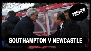 Southampton v Newcastle United | Preview