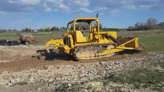 1954 D7C BULLDOZER  FOR SALE AND READY FOR WORK