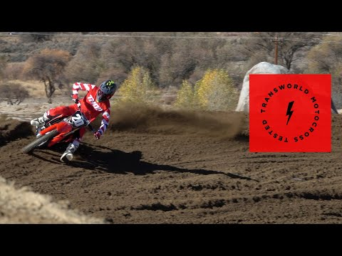 2019 Honda CRF250R in Missoula, Montana - Video 1