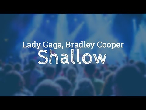 ProSingKaraoke - Lady Gaga and Bradley Cooper - Shallow