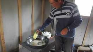 Жизнь киргизского пастуха.