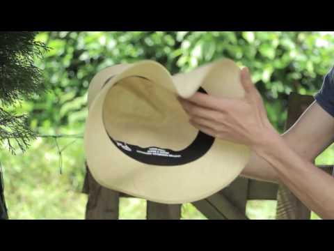 DOBLAR EL SOMBRERO. PALMATO HAT