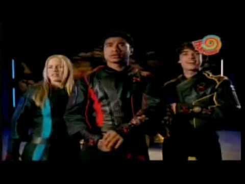 Power rangers Ninjastorm//Prelude to a storm//telugu-(part3