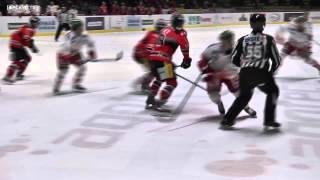 preview picture of video 'HC Orli Znojmo vs  HCB Südtirol - Highlights'