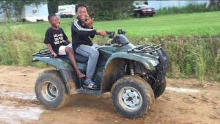 Who Know How To Ride 4 Wheelers Better Than Me?