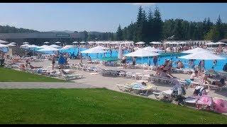 Базы отдыха Телецкого озера с бассейном