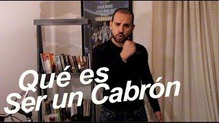 ¿QUÉ ES SER UN CABRÓN? // Gastón Dozal // Seducción Real