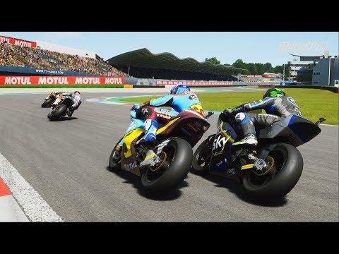 MotoGP 19 | Career Pt 17: Cracking Race At Assen!! (Xbox One X)