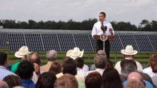 President Obama Explains the Smart Grid and Economic Recovery