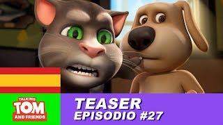 ESTE JUEVES en Talking Tom and Friends (Teaser del Episodio 27)