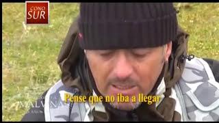 MIRA EL VIDEO DEL RELATO DESGARRADOR  DE EX COMBATIENTES EN MALVINAS