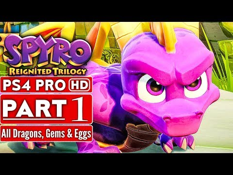 Gameplay de Spyro Reignited Trilogy