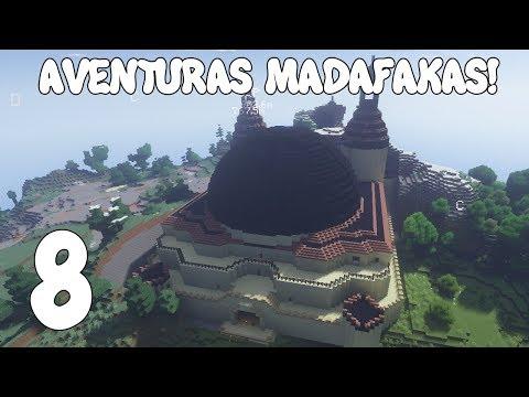 NEO EL ESQUELETO! Minecraft SERIE DE MODS! LAS AVENTURAS MADAFAKAS! Cap.8!