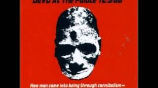 DEVO: Jocko Homo (acoustic) & It Doesn't Matter To Me