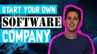 How To Start A Software Company