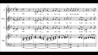 Felix Mendelssohn - Veni Domine Op. 39/1