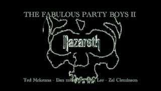 "NAZARETH  "" The Fabulous Party Boys II """