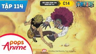 One Piece Tập 114 - Trận Đánh Ở Đại Lộ Số 4 Đồi Chuột Chũi - Hoạt Hình Tiếng Việt