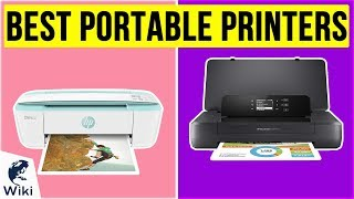 10 Best Portable Printers 2020