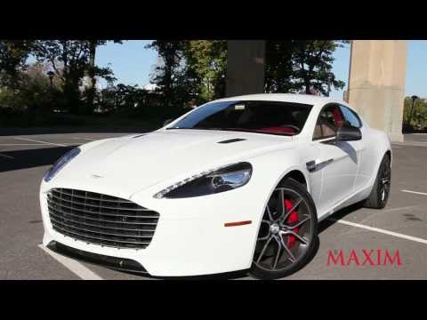 Maxim Motors: The 2014 Aston Martin Rapide S
