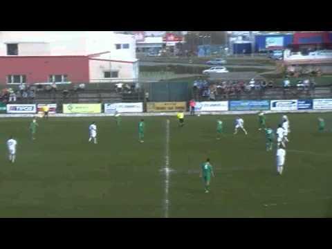 MFK Vranov - ŠK Futura Humenné 0:0 (0:0) - 1. polčas
