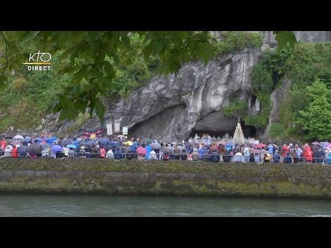 Messe de 10h à Lourdes du 24 juillet 2021