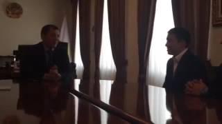 """Геннадий Головкин в Атырау """"Побей тех кто хочет отобрать пояс чемпиона"""""""
