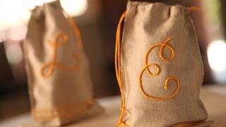 Roberts No-Sew Favor Bags