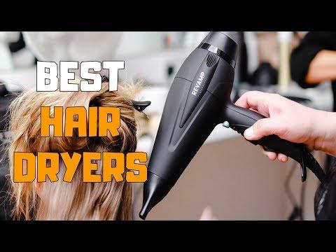 Best Hair Dryers in 2020 - Top 6 Blow Dryer Picks