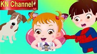 Hoạt hình KN Channel BÉ NA MÊ CHƠI GAME CON MÈO   Hoạt hình Việt Nam   GIÁO DỤC MẦM NON