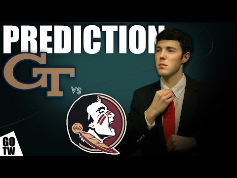 2020 Georgia Tech vs Florida State College Football Prediction