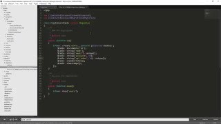 Laravel Token based Restful API tutorial