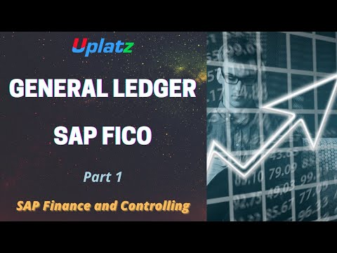 General Ledger in SAP FICO - part 1 | SAP FICO Tutorial | SAP ...