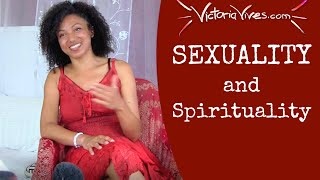 Youtube with Victoria Vives Sacred Sexuality and Spirituality ~ #FREE2B w/ Victoria Vives sharing on Become Your Divine Self