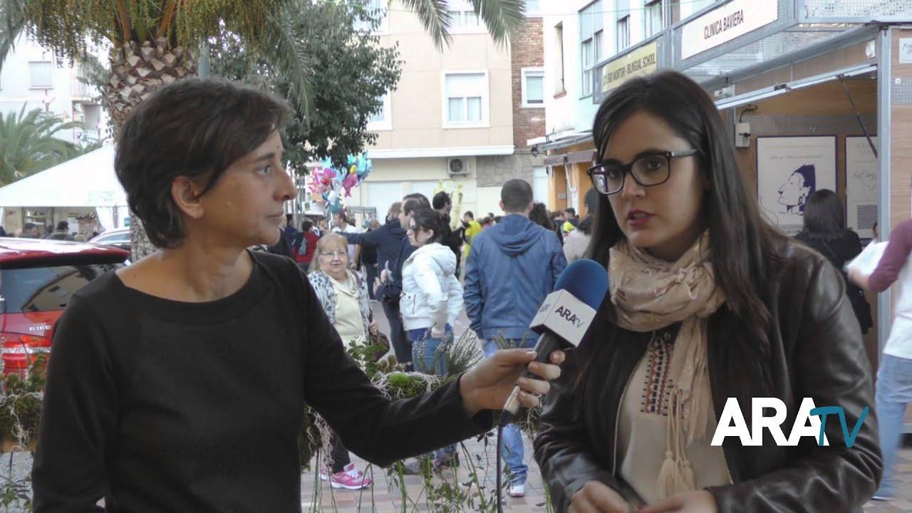 """Mariona Carbonell, regidora de Fira: """"El Sol a Sol i la Zona Serveis han donat bon resultat"""""""