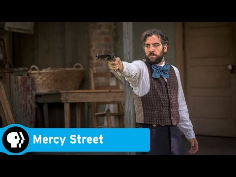 Mercy Street 1.05 (Preview)