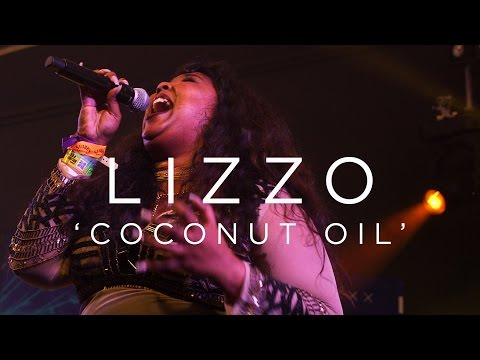 Lizzo: 'Coconut Oil' SXSW 2017 - NPR Music