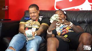 Sauce Walka & Sosamann Pull Out Over $50,000 in Cash + Talk Houston Culture , Drip + The Rockets