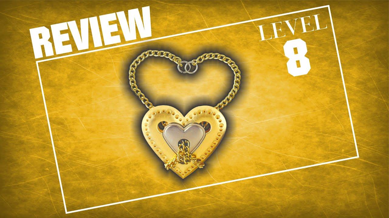 Cast Heart from Hanayama – Review