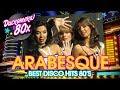 Arabesque - Best Disco Hits - Дискотека 80х
