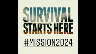 Merry Christmas, Mission 2024, 2020 is almost here!!