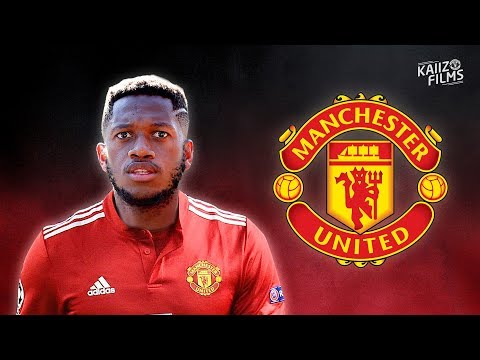 Fred – Welcome To Manchester United – Best Skills Passes Tackles Goals – 2018 HD