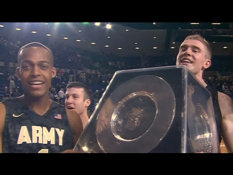 Army's Epic Comeback vs. Navy | CampusInsiders