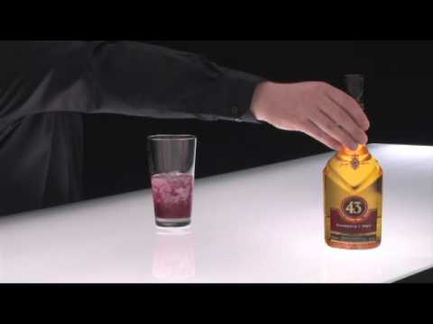 Video Cocktail of May by Licor 43: Milk Passion