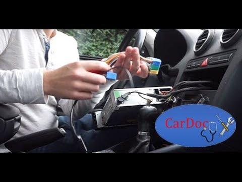 Bluetooth Adapter nachrüsten Audi VW Seat Skoda