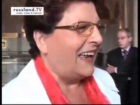 Petersburger Dialog 2009 in München – [Video]