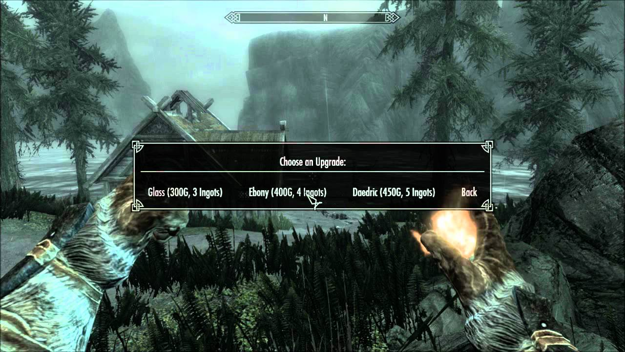 Watch That Cool-Looking Skyrim Tower-Defense Mod In Action